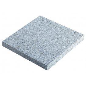 Superbly Granitfliser Lys Grå 40x40 - Udendørs Granitfliser - DKfliser NY14