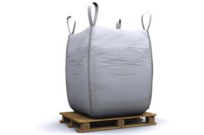 Materialer i Bigbags