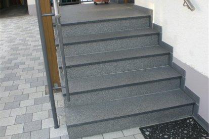 Granit Trappeplader